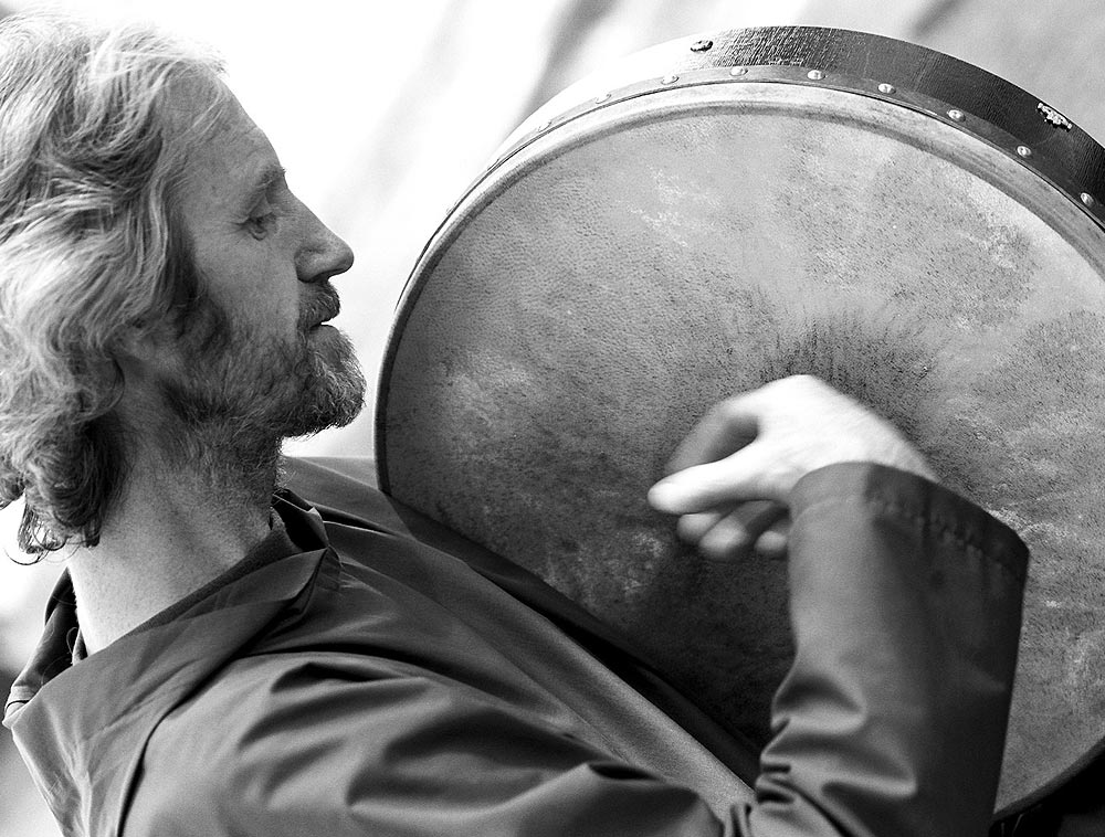 Brother Seamus Bodhran Spain